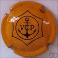 Champagne capsule 109 Jéroboam, orange
