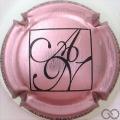 Champagne capsule 16.b Rosé et noir