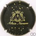 Champagne capsule 8 Noir et or