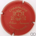 Champagne capsule 2 Rouge et or