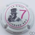 Champagne capsule 6.b Mignon Pierre