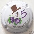 Champagne capsule 3.a Mignon Pierre
