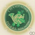 Champagne capsule 19.e Contour crème