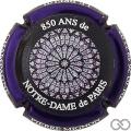 Champagne capsule 94 Contour violet