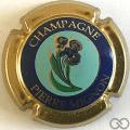 Champagne capsule 17 Contour or