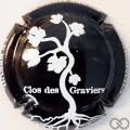 Champagne capsule 138.c Clos des Graviers, sans date