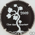 Champagne capsule 138.a Clos des Graviers 2009