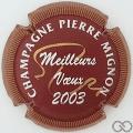Champagne capsule 33 2003