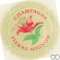 Champagne capsule 29 Crème