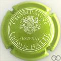 Champagne capsule 11 Vert pâle et blanc