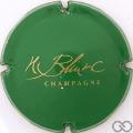 Champagne capsule 6.a Jéroboam, vert