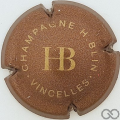 Champagne capsule 11 Marron et or