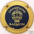 Champagne capsule 18.y Jéroboam, contour or