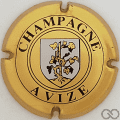 Champagne capsule 4 Or