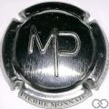 Champagne capsule  Métal estampée