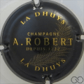 Champagne capsule 1.a La Dhuys, or