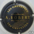 Champagne capsule 3.a Les Grevettes, or