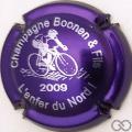 Champagne capsule 10.c 4/5 Enfer du Nord