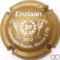 Champagne capsule 7 20 ans Enziaan 2012