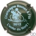 Champagne capsule 10.d 5/5 Enfer du Nord