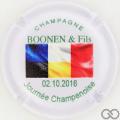 Champagne capsule 25 Journée Champenoise 2016