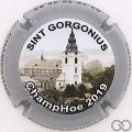 Champagne capsule 23 Sint Gorgonius