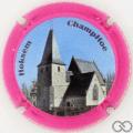 Champagne capsule 12.e Contour rose foncé
