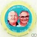Champagne capsule 41 Cuvée des Pattyn