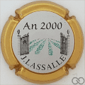 Champagne capsule 12 Cuvée an 2000