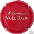 Champagne capsule 2 Rouge et argent