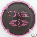 Champagne capsule A1 Contour violet et noir