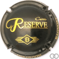 Champagne capsule 19 Cuvée Reserve