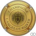 Champagne capsule 3.c Or et noir