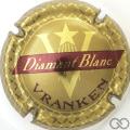 Champagne capsule 21 Or, Diamant Blanc