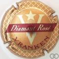 Champagne capsule 20 Rosé, Diamant Rosé