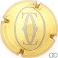 Champagne capsule 33 Quart, or vif