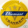 Champagne capsule 19 Jaune, Diamant