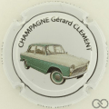 Champagne capsule 39.cd 5/6 Voitures