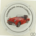 Champagne capsule 39.ce 6/6 Voitures