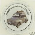 Champagne capsule 39.cc 4/6 Voitures