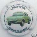 Champagne capsule 39.dg 8/15 Voitures