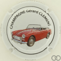 Champagne capsule 39.cb 3/6 Voitures