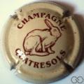 Champagne capsule 25.e Crème