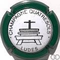 Champagne capsule 6 Contour vert