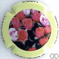 Champagne capsule 19.d Bouquet de roses