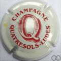 Champagne capsule 21.a Blanc