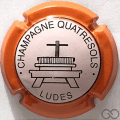 Champagne capsule 3 Contour orange