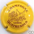 Champagne capsule 24.d Jaune