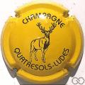 Champagne capsule 26.b Jaune