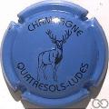 Champagne capsule 26.d Bleu